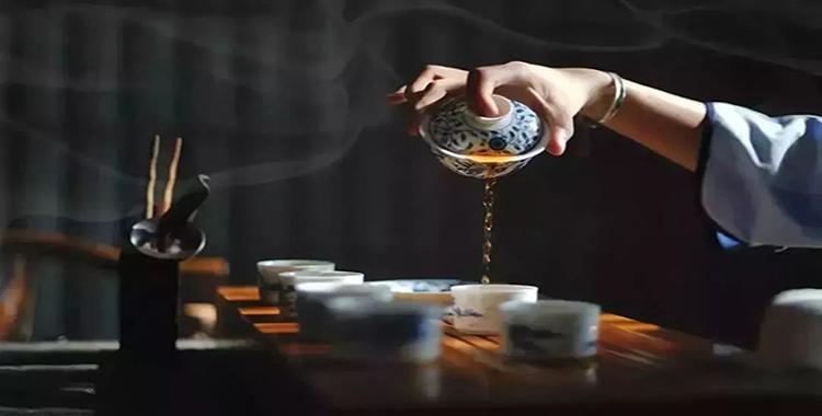 今日学茶艺,明日更美丽!(2019第4期茶学班4月15日开课,火热报名中……)