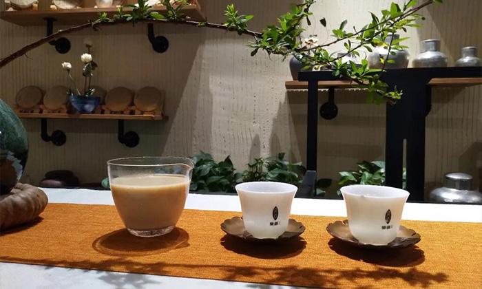 【白城茶艺培训】一杯茶,敬不甘的人生