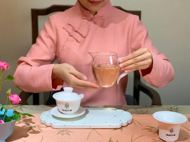 2021年第8期精修茶课,学堂线上学习进行中……